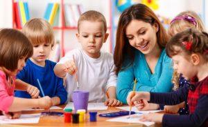 truyện tiếng Anh cho bé mẫu giáo
