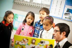 tiếng Anh giao tiếp cơ bản cho trẻ em