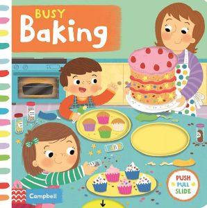 bộ sách tiếng Anh busy baking