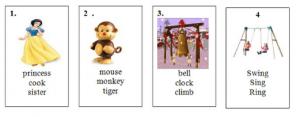 đề thi tiếng Anh lớp 2