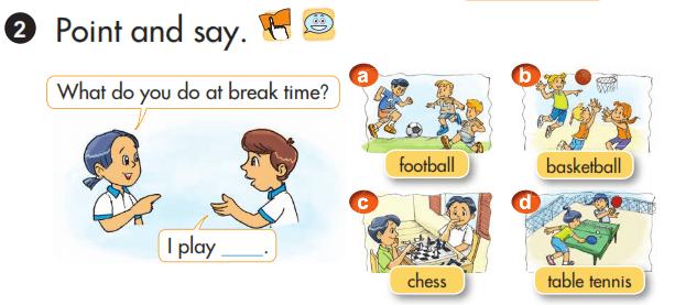 tiếng Anh lớp 3 unti 10 mới nhất