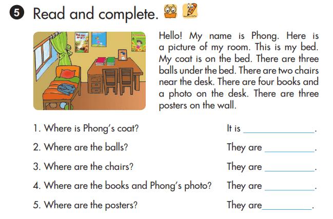tiếng Anh lớp 3 học tốt