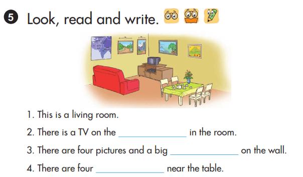 tiếng Anh lớp 3 unit 14 sách giáo khoa mới