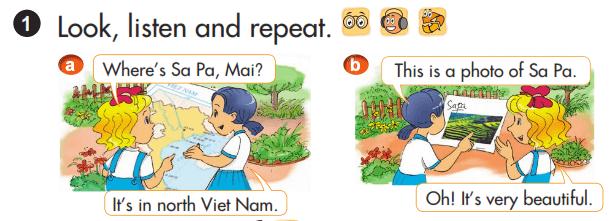 bài tập tiếng Anh lớp 3