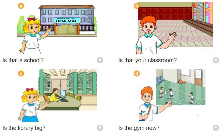 bài tập tiếng Anh lớp 3 unit 7
