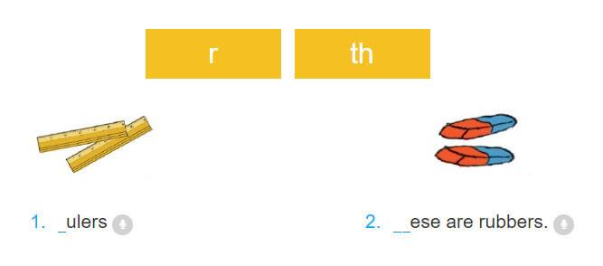 sách bài tập tiếng Anh lớp 3 unit 8
