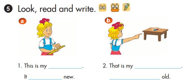 bài tập tổng hợp tiếng Anh lớp 3 unit 8