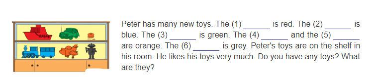 sách tiếng Anh lớp 3 unti 15 điền từ