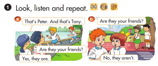 bài 5 tiếng Anh lớp 3