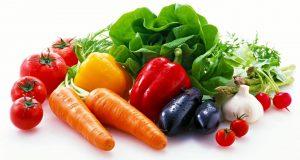 chủ đề rau củ quả