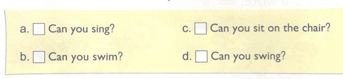 chọn đáp án đúng