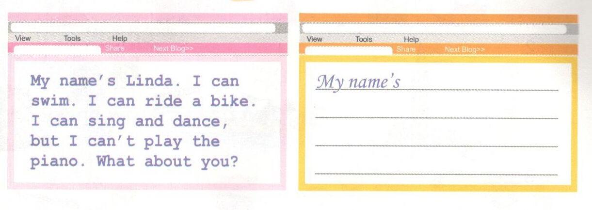 viết về em