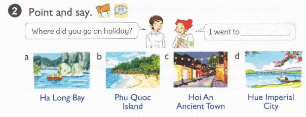 tiếng Anh lớp 5 bài 3