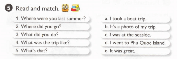 tiếng Anh lớp 5 tập 1 unit 3