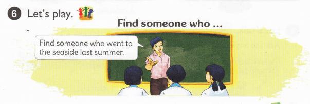 tiếng Anh lớp 5 unit 3 - lời giải sách giáo khoa
