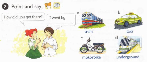 tiếng Anh lớp 5 unit 3 lời giải chi tiết