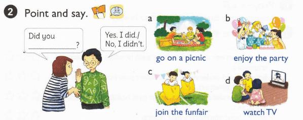 tiếng Anh lớp 5 bài 4