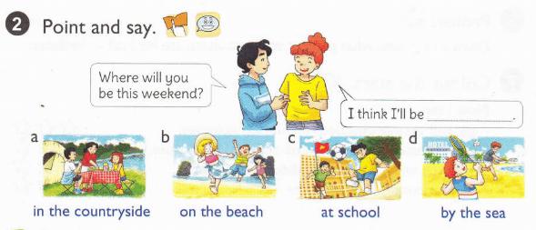 tiếng Anh lớp 5 bài 5