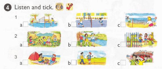 tiếng Anh lớp 5 bài 5 lời giải sách giáo khoa