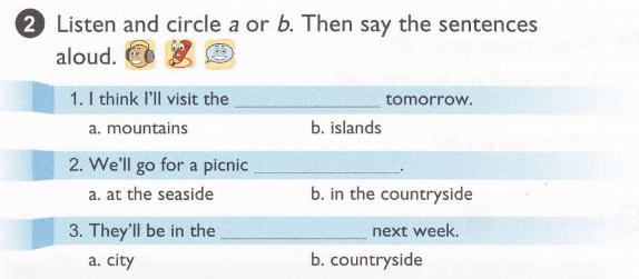 tiếng Anh lớp 5 bài 5 - lesson 3