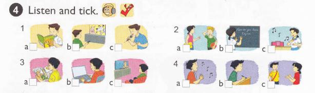 tiếng Anh lớp 5 bài 7 mới nhất
