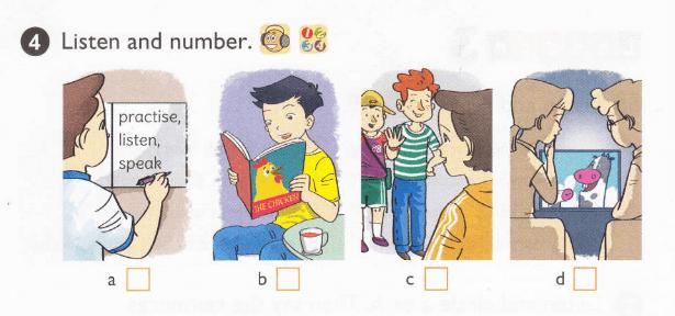 tiếng Anh lớp 5 mới nhất unit 7
