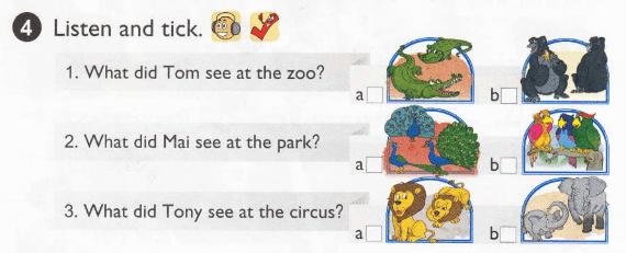 tiếng Anh lớp 5 bài 9