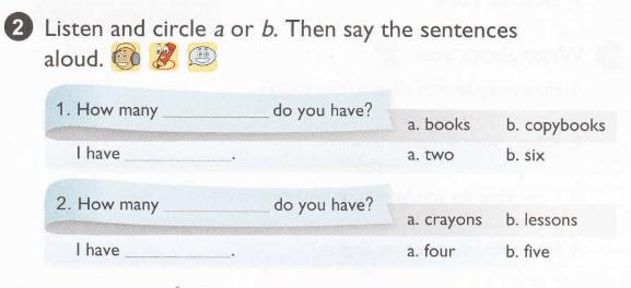tiếng Anh lớp 5 unit 6 chương trình mới